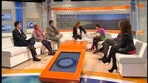 TV3 - Els Matins - Empar Moliner empatitza amb els afectats per l'incendi