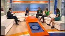 """TV3 - Els Matins - La primera novel.la d'Orhan Pamuk, una recopilació de Brossa i """"El núvol missa"""