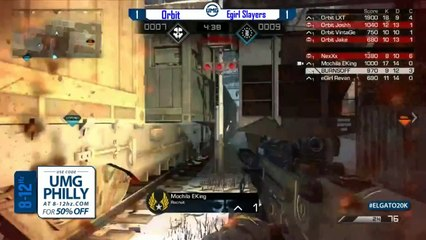 Egirl Slayers vs Orbit - Game 3 - Open Losers Round 9 - UMG Philly