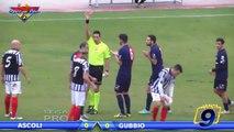 Ascoli - Gubbio 0-0 HD   Highlights and Goals   Prima Divisione Gir.B 16^ Giornata 15/12/2013