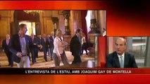 TV3 - L'entrevista de l'estiu - L'entrevista de l'estiu - Joaquim Gay de Montellà, president Fomen