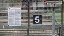 "TG 24.01.14 L'Astronave perde un ""petalo"": stadio San Nicola a pezzi"