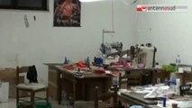 TG 24.01.14 Lavoro nero: blitz dei Carabinieri nella Bat