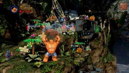 Vidéo test Lego Marvel Super Heroes [PS4]