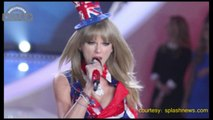 Taylor Swift performing at The Grammy's 'All Too Well'' - video