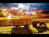 Agrison Tractors & Generators - Top Horse