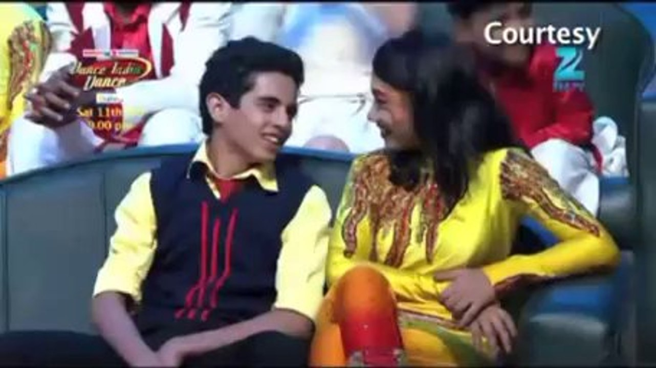 An emotional performance by Rohan on Dance India Dance