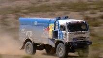 Dakar 2014. Resumen de la sexta séptima etapa de quads y camiones