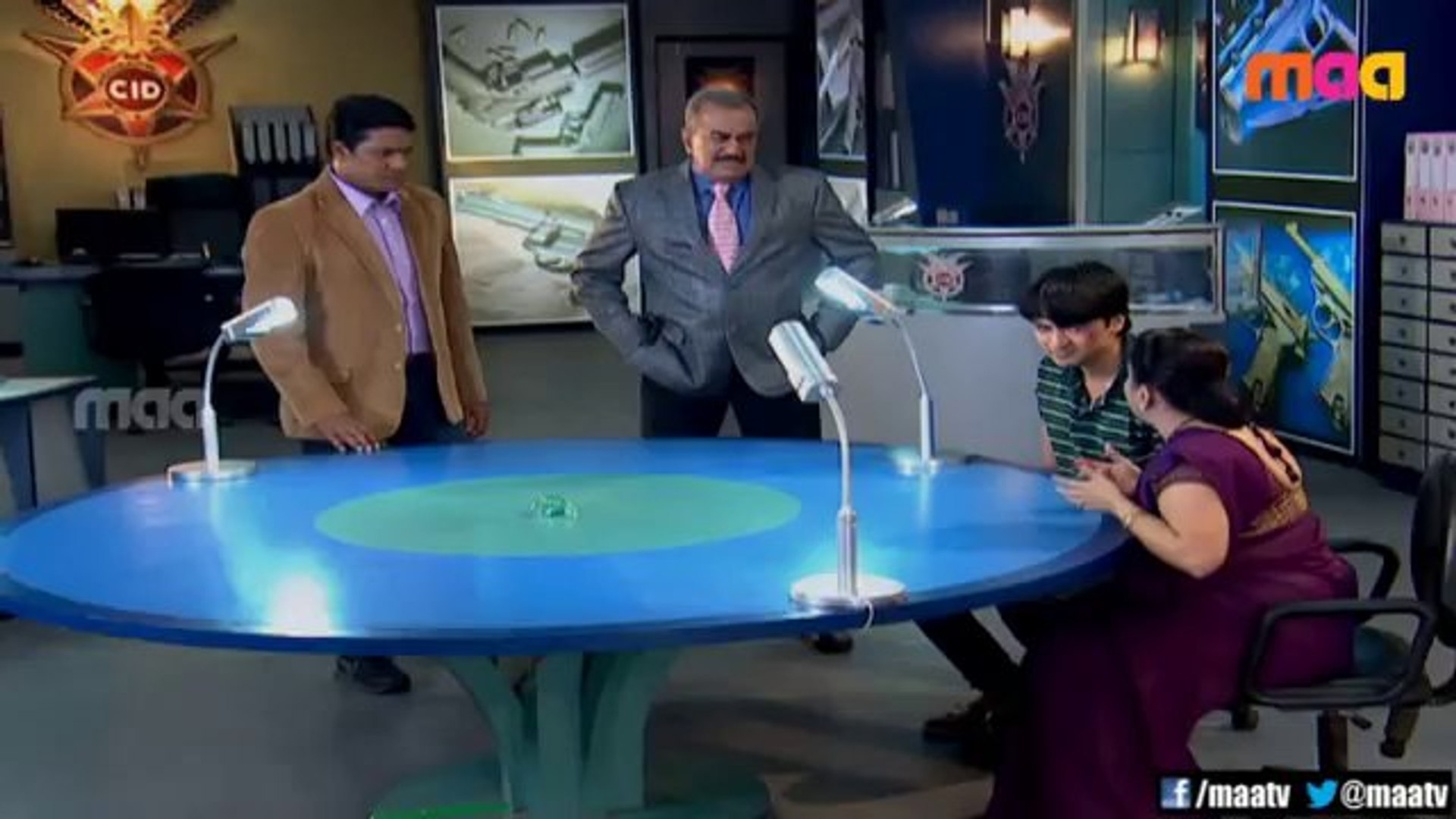 CID ( Telugu ) Episode 602 ( 21 - January - 14 )