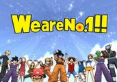 One Piece Dragonball Z Naruto Crossover HD 1080p PS2