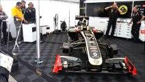 La Marseillaise par Lotus F1 Team (World Series by Renault au Circuit Paul Ricard) - TTWorld