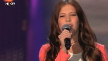 Robin - The Great Escape - The Voice Kids Holland 2014 - The Blind Auditions