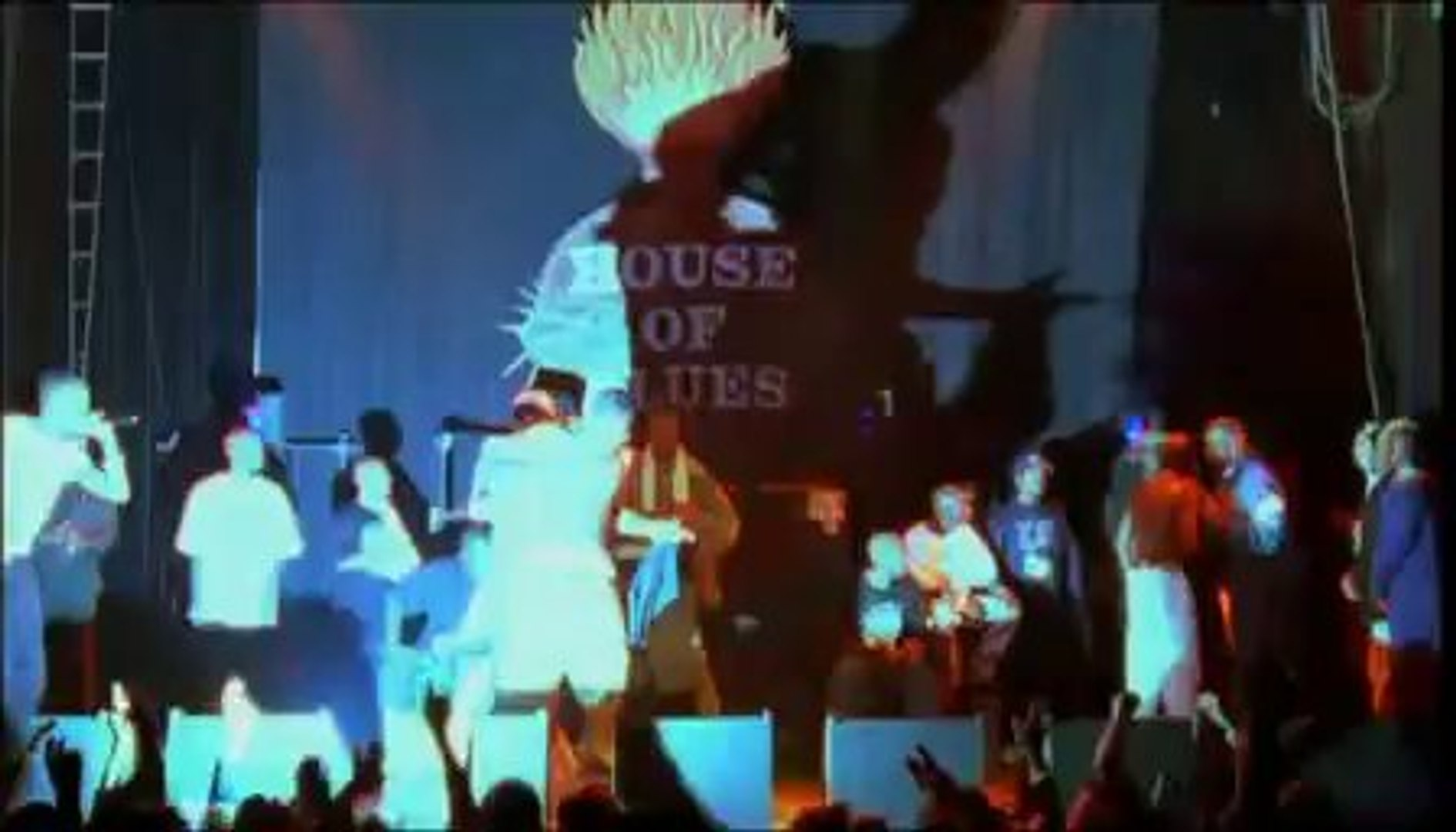 Tupac - How Do You Want It (Live at the House of Blues)