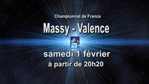 Massy Essonne Handball / Valence HB - Handball ProD2