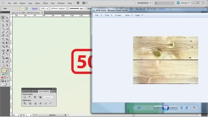 Illustrator: Add Textures to Objects - Tutorial