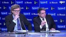 """Henri Guaino : """"Il y a un risque aujourd'hui"""""""