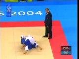 Olympic Games-Athens 2004-Judo-Arik Ze'e
