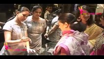 Television Super Star Participated at Gehna Jewellery Store Launch