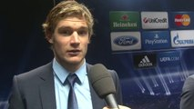 Reactions after RSC Anderlecht - SL Benfica (2-3)