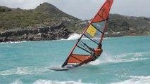 Windsurf : St Barth Fun Cup 2014 - DAY 1