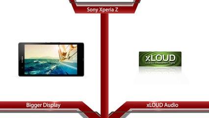 Xperia Z vs Lumia 920 - Final Battle