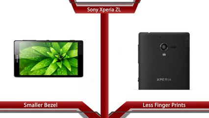 Xperia Z vs Xperia ZL: Final Battle