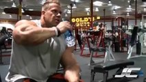 JAY CUTLER - BICEPS TRAINING - Bodybuilding/Muscle/Fitness Workout