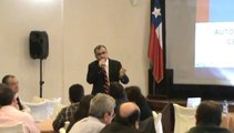 Reunion Rector Emilio Rodriguez con Decanos.