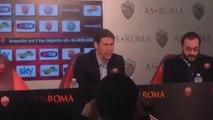 Rudi Garcia Conferenza stampa prima di Roma-Parma 01-02-2014