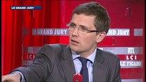 Le Grand Jury du 02 février 2014 - Pierre Moscovici - 1e partie