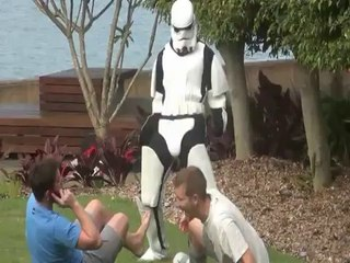 EPIC THRUSTING! feat. Stormtrooper