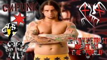 "WWE: Cm Punk Theme ""This Fire Burns"" Feat. Killswitch Engage"