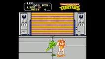 [LIVE STREAM] Teenage Mutant Ninja Turtles II: The Arcade Game (NES) 3/3