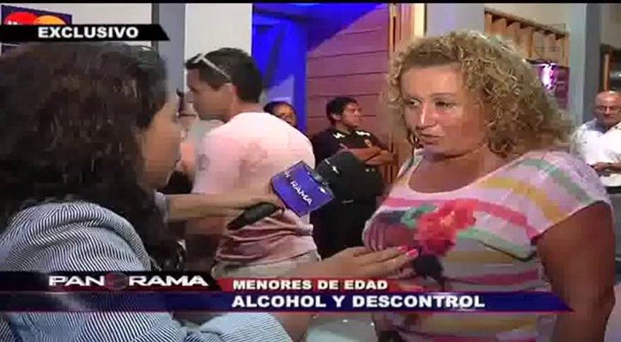 Alcohol y descontrol en las playas del sur: menores de edad en peligro inminente (1/2)