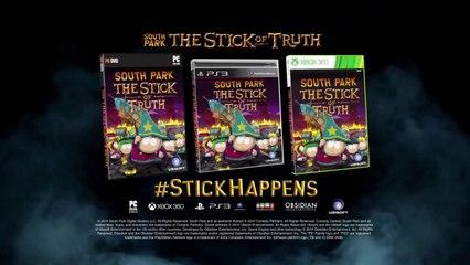 Story Trailer & TV Commercial de South Park : Le Bâton de la vérité