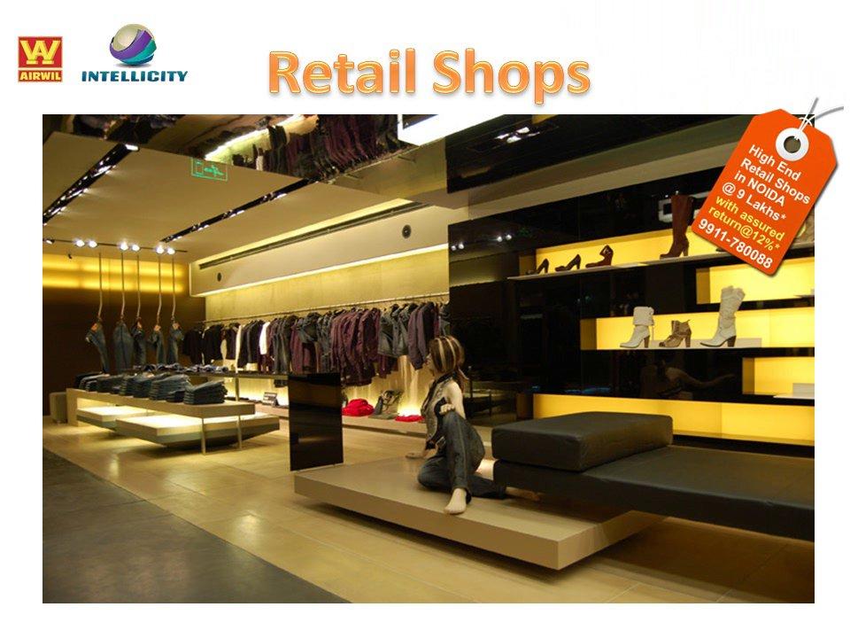 Airwil Retail Shops