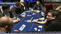 EPT Live 2014 Deauville Main Event, Day 3 EPT 10