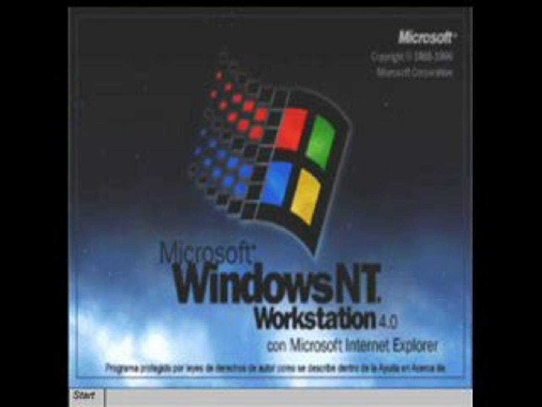 Windows NT Parody