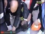 Les incidents du Match Ain Fakroune VS Mouloudia [l'Agression des supporters du Mouloudia]