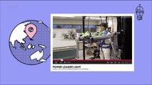 Le Power Loader - FUTUREMAG - ARTE