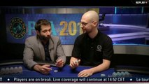 EPT Live 2014 Deauville Main Event, Day 2 EPT 10