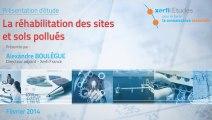 Xerfi France,  La réhabilitation des sites et sols pollués
