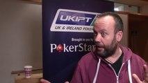 UKIPT Edinburgh:  Andy Black meets swims and meets a seal!   PokerStars.com