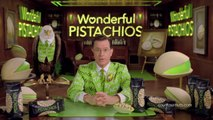 Stephen Colbert Wonderful Pistachios 2014 Super Bowl XLVIII Commercial