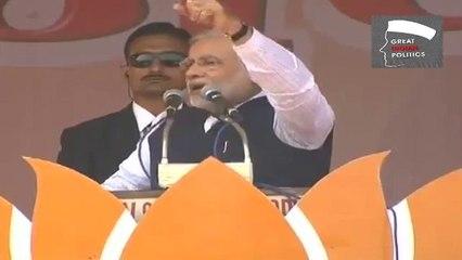 Narendra Modi's speech at Vijay Shankhnad Rally in Meerut, Uttar Pradesh