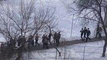 Fusillade à Moscou : images amateur