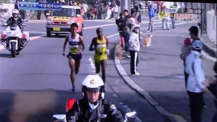 2014(第68回)香川丸亀国際ハーフマラソン [Part 6] 村山謙太 VS マーティン・マサシ