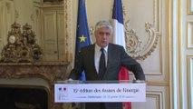 15e Assises de l'énergie: Philippe Martin appelle les collectivités à se mobiliser