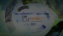 CAP Cit'ergie®-collectivités distinguées le 30 janvier 2014