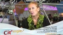 Cit'ergie®-collectivités distinguées le 30 janvier 2014